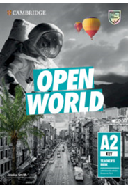 Open World Key - Teacher's Book with Downloadable Resource Pack