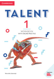 Talent Level 1 Workbook with Online Practice