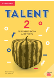 Talent Level 2 Teacher's Book and Tests