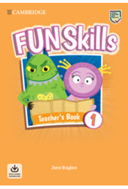 Fun Skills Level 1 Teacher's Book with Audio Download