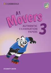 A1 movers 3 students book authentic examination papers